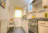 Fully equipped Kitchen with dining corner