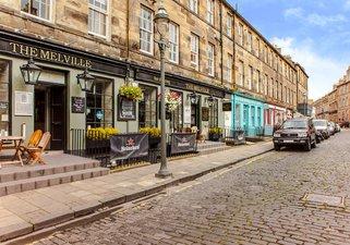 Edinburgh - William Street