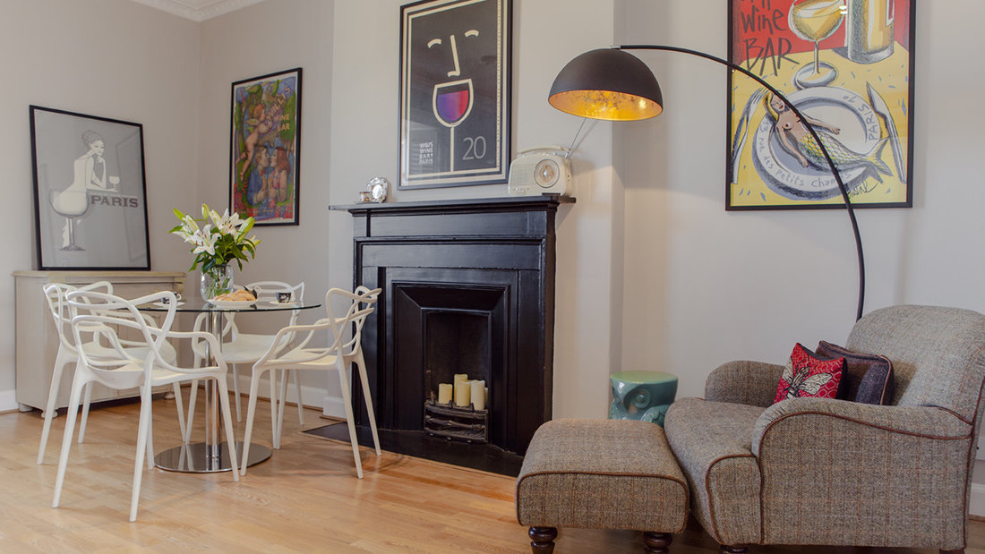 Dining Area (© The Edinburgh Address)
