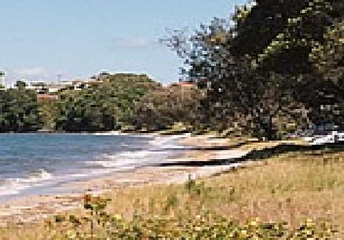 Caravan Park Stradbroke Island Queensland