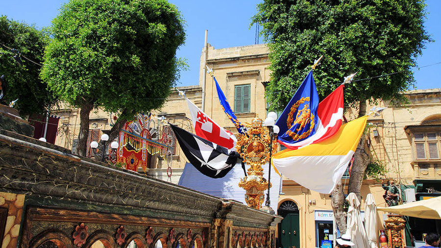 """Independence Square Victoria Gozo"""