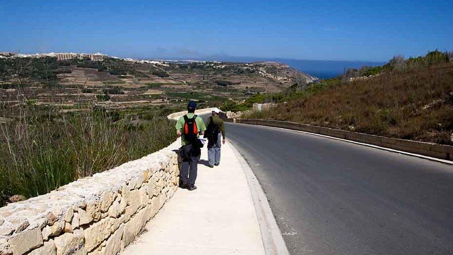 """""""Gozo Countryside"""""""