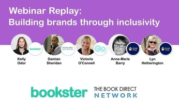 Building selfcatering brands through inclusivity - Damian Sheridan of Book Direct Network, Anne-Marie Barry of Guide Dogs, Victoria O'Connell of GoLightly, and Lyn Hetherington, volunteer for Guide Dogs will be joining Kelly Odor of Bookster, as we talk through building your self-catering brand through inclusivity.