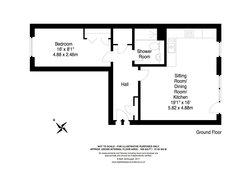 Lochend Park View No.3 floor plan