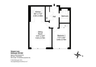 floor plan Quarter mile Residence