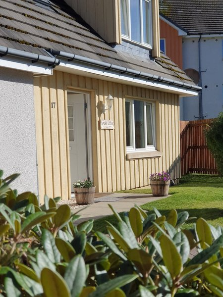 Luxury Lodge in Aviemore with hot tub - Welcome to Eagle Lodge