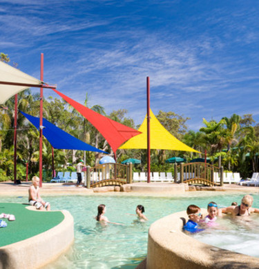 Picture of Ocean Beach Holiday Park, The Central Coast, New South Wales