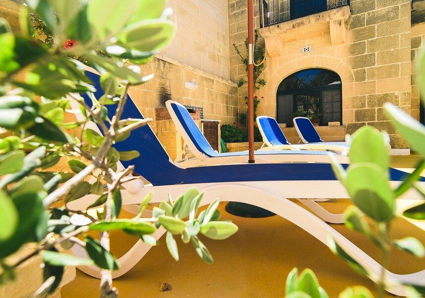 2. Sun loungers
