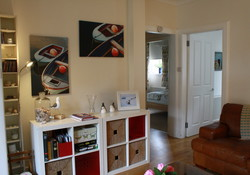 Holiday accommodation Gullane East Lothian