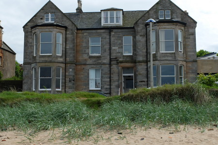 Sanderlings - Stunning two bedroom seaside apartment in North Berwick