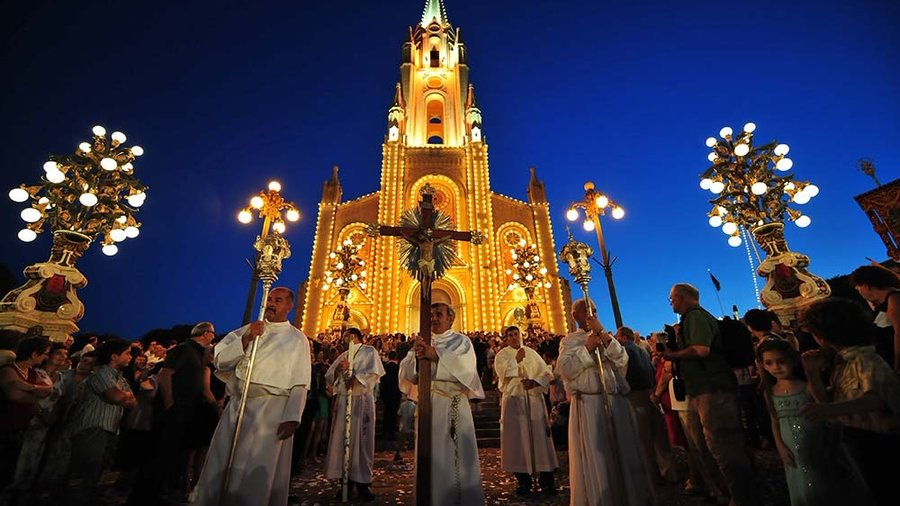 Gozo Easter Mass Parade