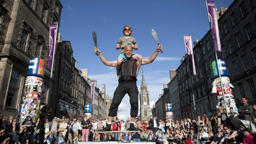 Fringe - Photo of Edinburgh Fringe