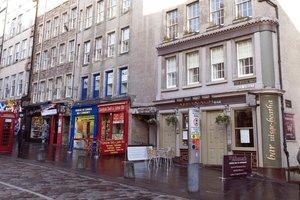 Photo of Fleshmarket Close