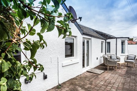 holiday cottage in Gullane - Per friendly holiday cottage in Gullane