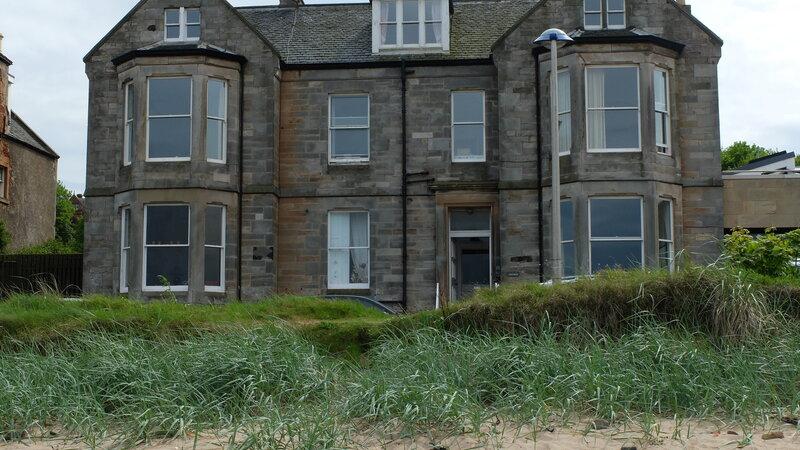 Sanderlings - Stunning two bedroom seaside apartment in North Berwick
