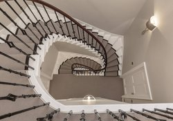 Stafford Street Townhouse Staircase