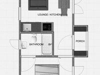 Fern Cottage Floor Plan
