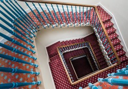 Parliament Square stairwell