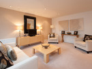 Living/dining room - Comfortable modern lounge furniture
