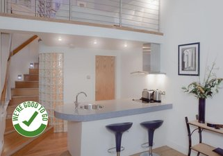 Edinburgh Self Catering entire apartment - Studio apartment city centre