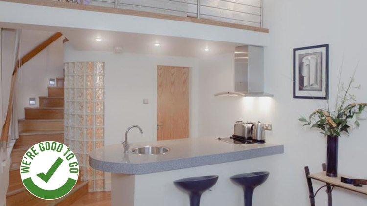 Edinburgh Self Catering entire apartment - Studio apartment city centre