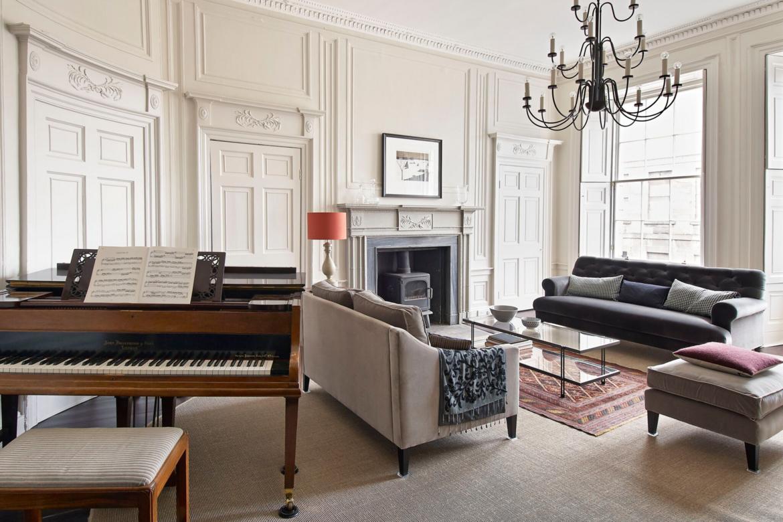 Luxury Edinburgh holiday home