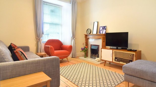 Forrest Hill Holiday Let - 2 Bedroom Edinburgh Holiday apartment (© innerCityLets)