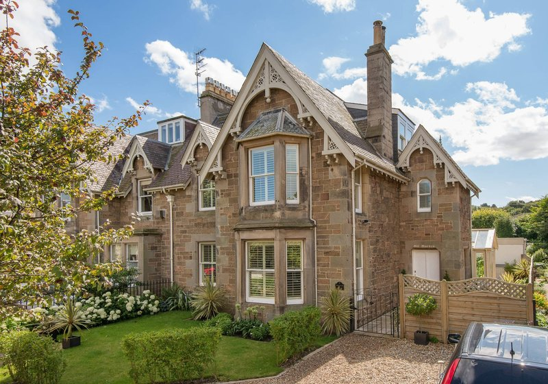 Gorgeous 4 bedroom holiday home - Looking for a luxury seaside holiday home in North Berwick ? book now for family holidays in East Lothian