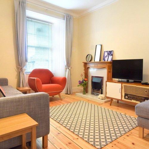 2 Bedroom Edinburgh Holiday apartment
