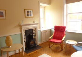 One bedroom, pet friendly seaside apartment in North Berwick - Pet friendly accommodation in North Berwick (© Coast Properties)
