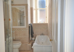 1st floor self catering North Berwick holiday flat