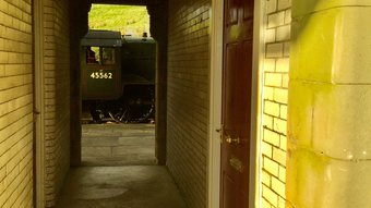 D7FB2674-6FC4-4478-924E-AFB135D6E900 - The external door of The Yorkshire Sleeper