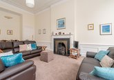 Edinburgh-Flats-self-catering-holiday-Melville-Street-Lounge