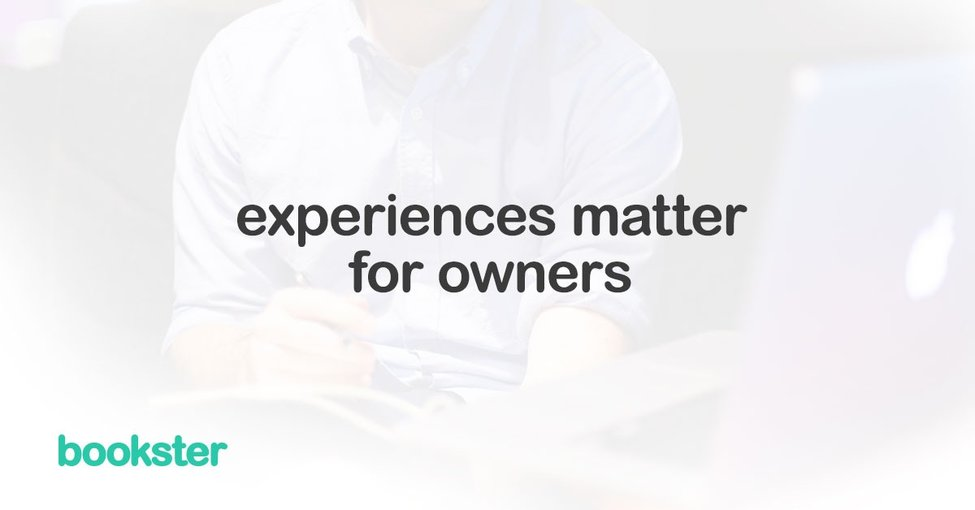Holiday property owner relationships - Bookster supports Property Managers and their relationships with tools and resources to create a positive Owners Experience.