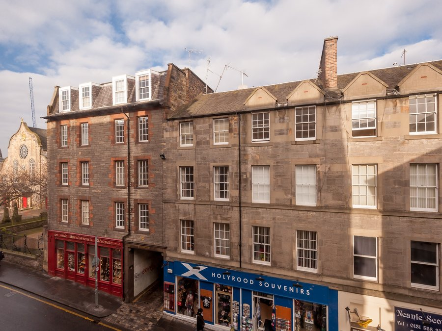 Photo of The Canongate Royal Mile Residence
