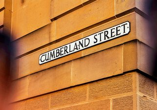 Edinburgh - Cumberland Street