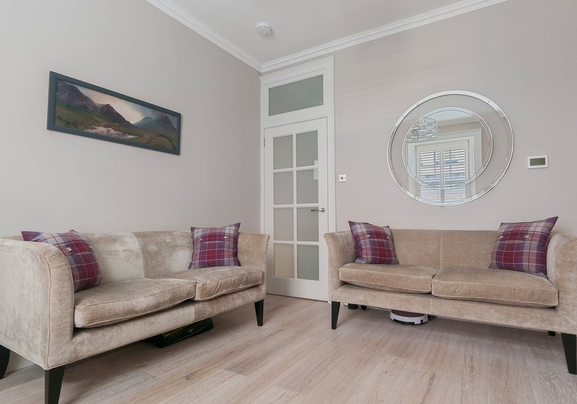 Cosy Holiday Apartment in Edinburgh City Centre, Rose ...