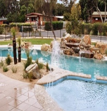 Picture of Anglesea Beachfront Family Holiday Park, Bellarine