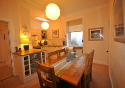 The Outlook North Berwick holiday house