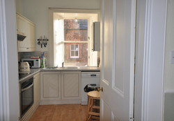 North Berwick self catering holiday flat