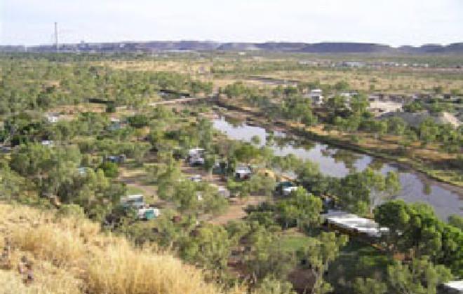 Picture of AAOK Moondarra Caravan Park, Outback