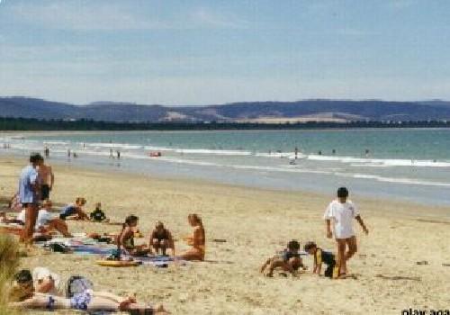 Seven Mile Beach Caravan Park Tasmania