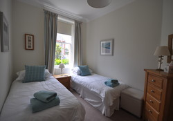 Golf and Holiday let self catering East Lothian