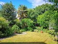 Private Rear Garden - Seaview - Wight Holiday Lettings (2)