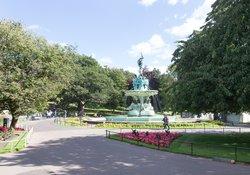 44.Local Area - Ross Fountain Princes Street Gardens