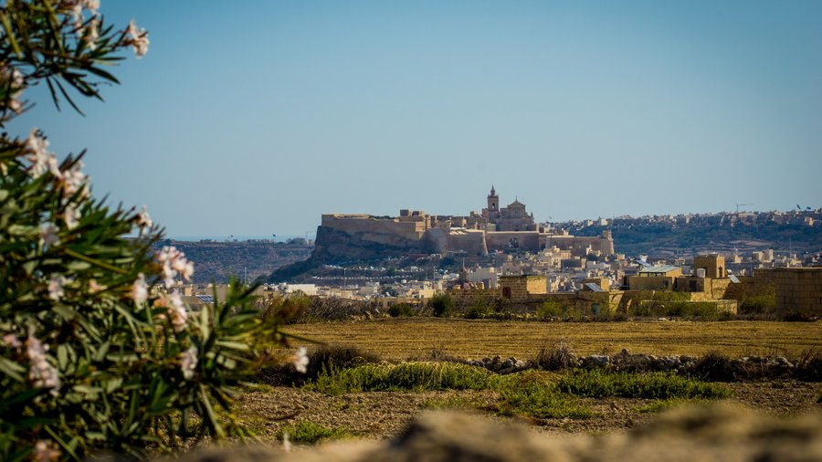 Gozo's Historic Citadel - Gozo Holidays are surrounded by glorious rural countryside with the award winning Gozo Citadel representing centuries of history.