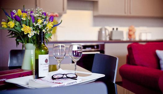 Kitchen (© The Edinburgh Address)