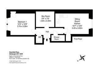 Downfield Place floor plan