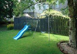 garden cottage swing