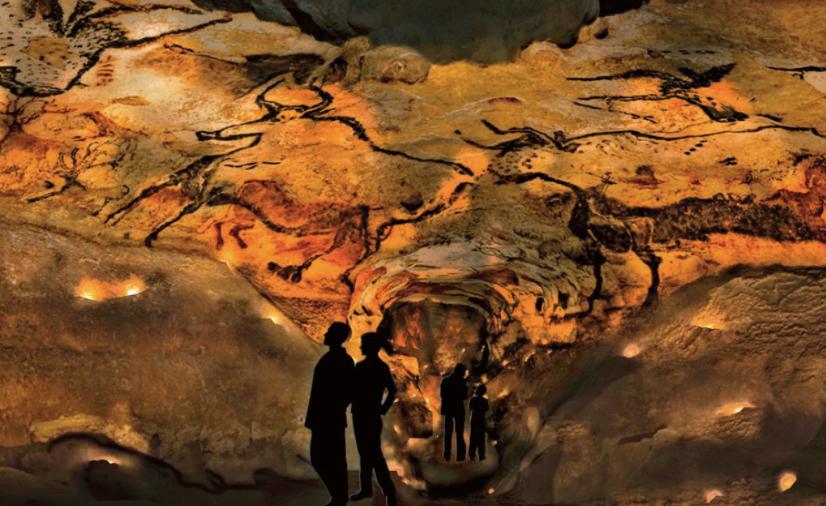 Lascaux Cave - Caves at Lascaux Caves